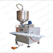 دستگاه پرکن نیمه اتوماتیک مایعات